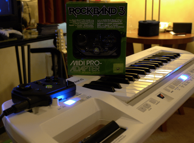 CES Rock Band 3 Midi Pro Adapter Hits Shelves Full Force